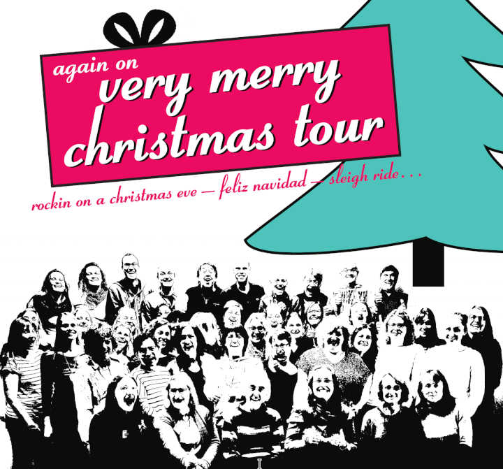 very merry christmas tour